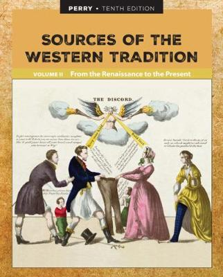 Sources of the Western Tradition Volume II - Marvin Perry