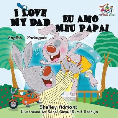 I Love My Dad - Shelley Admont