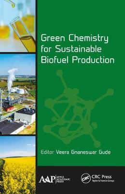 Green Chemistry for Sustainable Biofuel Production - Veera Gnaneswar Gude
