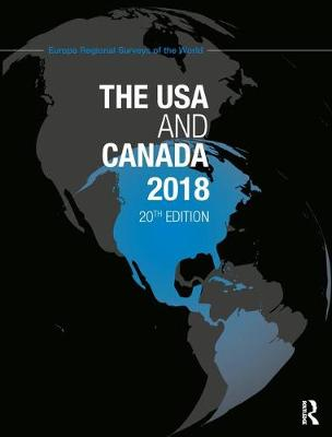 The USA and Canada 2018 - Europa Publications
