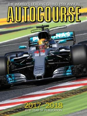 AUTOCOURSE 2017/18 ANNUAL - Tony Dodgins