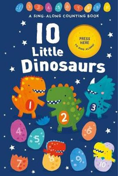 10 Little Dinosaurs - Damien and Lisa Barlow