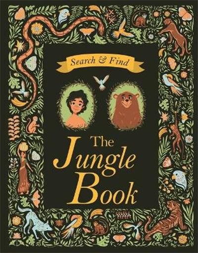 Search and Find The Jungle Book - Federica Frenna