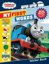 Thomas & Friends: My First Words Sticker Book - Egmont Publishing UK