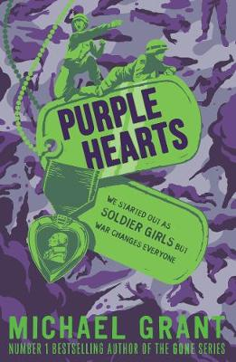 Purple Hearts - Michael Grant
