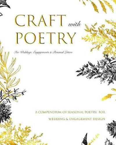Craft with Poetry - For Weddings, Engagements & Personal Letters - Sweet St Poem Co