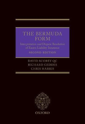 The Bermuda Form - David Scorey QC