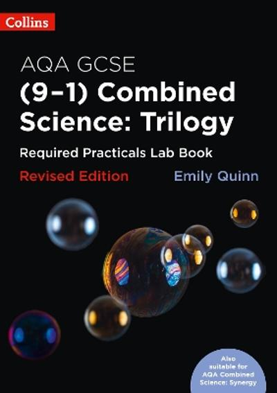 AQA GCSE Combined Science (9-1) Required Practicals Lab Book - Emily Quinn