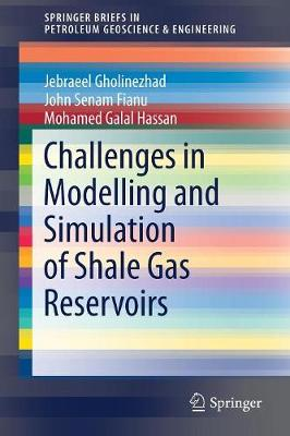 Challenges in Modelling and Simulation of Shale Gas Reservoirs - Jebraeel Gholinezhad