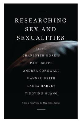 Researching Sex and Sexualities - Paul Boyce