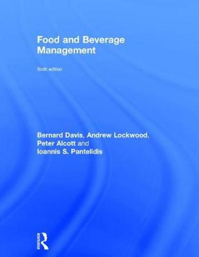Food and Beverage Management - Bernard Davis