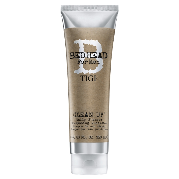 Bed Head For Men Clean Up Daily Shampoo - TIGI
