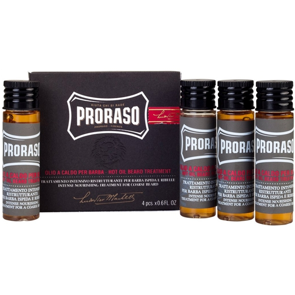 Hot Oil Beard Treatment - Proraso
