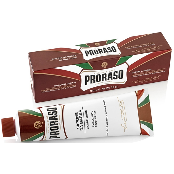 Shaving Cream Nourishing Sandalwood and Shea - Proraso