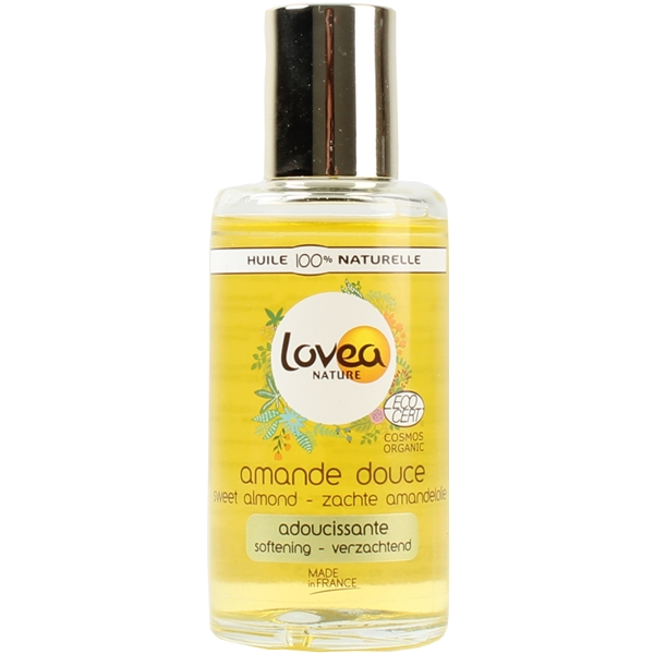 BIO Sweet Almond Oil - Sensitive Skin - Lovea