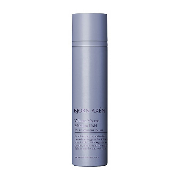 Volume Mousse Medium - Björn Axén