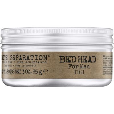Bed Head For Men Matte Separation Wax - TIGI