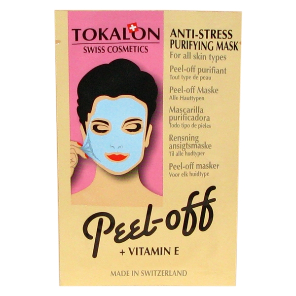 Tokalon - Peel Off Facial Mask - Tokalon