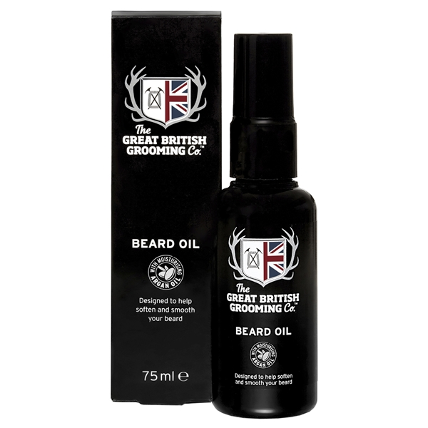 Beard Oil - The Great British Grooming Co.