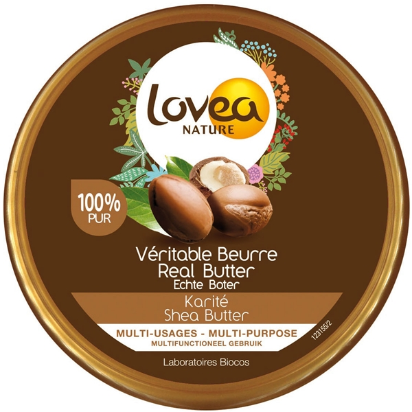 Mini Real Shea Butter - All Purpose - Lovea