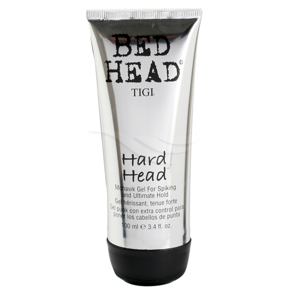 Bed Head Hard Head Mohawk Gel - TIGI