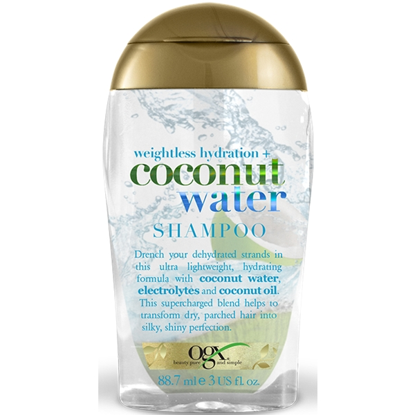 Ogx Travel Coconut Water Shampoo - OGX