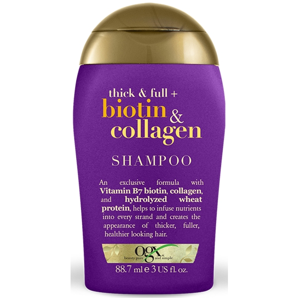Ogx Travel Biotin & Collagen Shampoo - OGX
