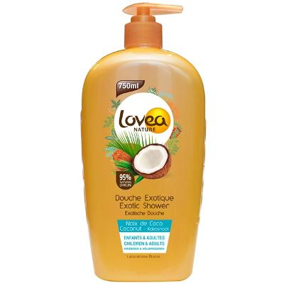 Lovea Nature Coconut Shower Gel - Lovea