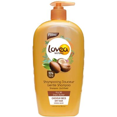 Gentle Shampoo Shea Butter - Dry Hair - Lovea