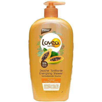 Lovea Nature Papaya Shower Gel - Lovea