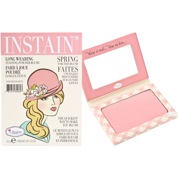 Instain - Powder Blush - theBalm