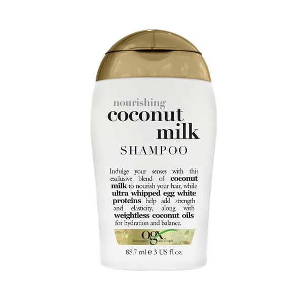 Ogx Travel Coconut Milk Shampoo - OGX