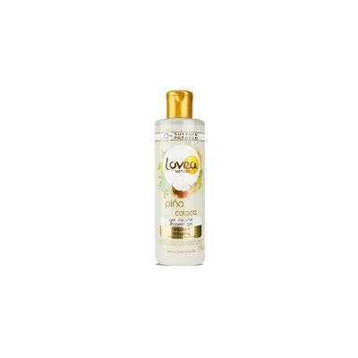 0% Pina Colada Shower Gel - Relaxing - Lovea