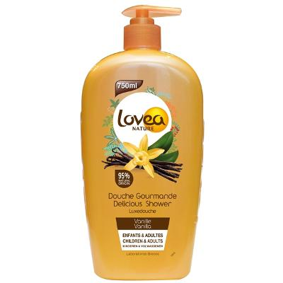 Lovea Nature Vanilla Shower Gel - Lovea