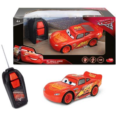Disney Cars Radiostyrt Lightning McQueen Single - Disney