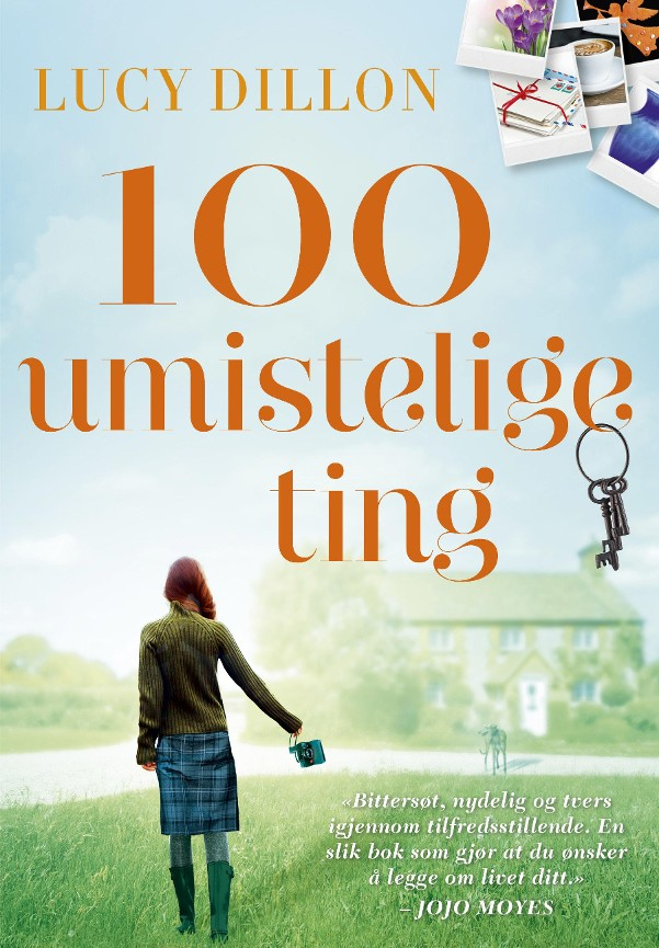 100 umistelige ting - Lucy Dillon