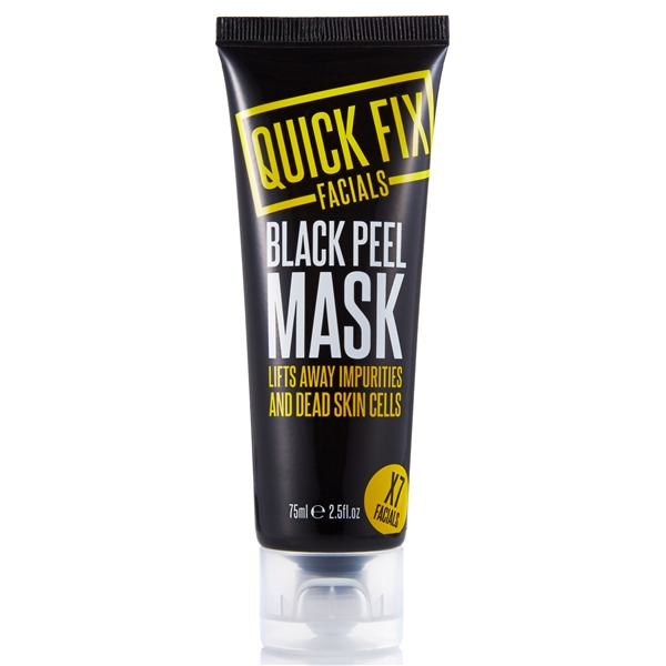 Black Peel Mask - Quick Fix