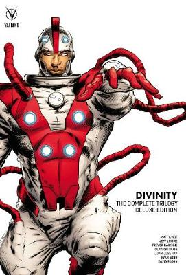 Divinity: The Complete Trilogy Deluxe Edition - Matt Kindt