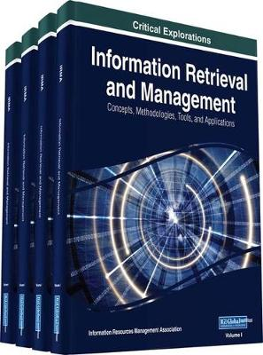 Information Retrieval and Management - Information Resources Management Association