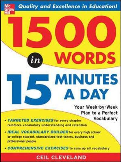 1500 Words in 15 Minutes a Day - Ceil Cleveland