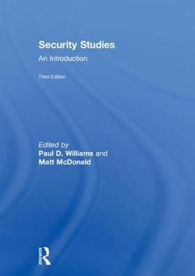 Security Studies - Paul D. Williams