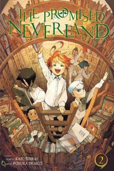 The Promised Neverland, Vol. 2 - Kaiu Shirai