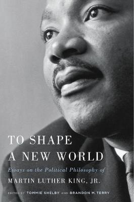 To Shape a New World - Tommie Shelby