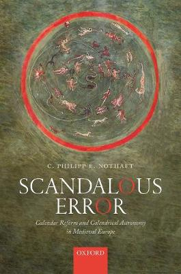 Scandalous Error - C. Philipp E. Nothaft