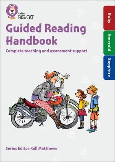 Guided Reading Handbook Ruby to Sapphire - Stephanie Austwick
