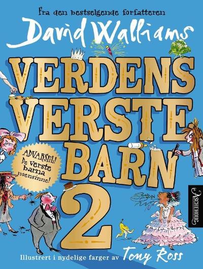 Verdens verste barn 2 - David Walliams