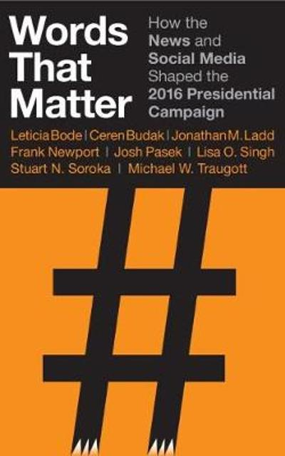 Words that Matter - Leticia Bode