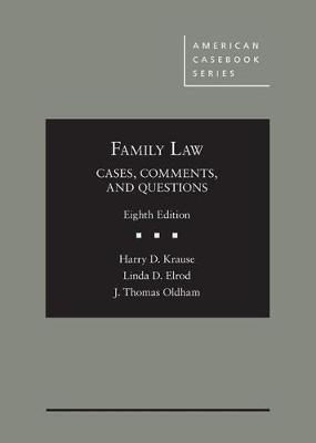 Family Law - Harry Krause