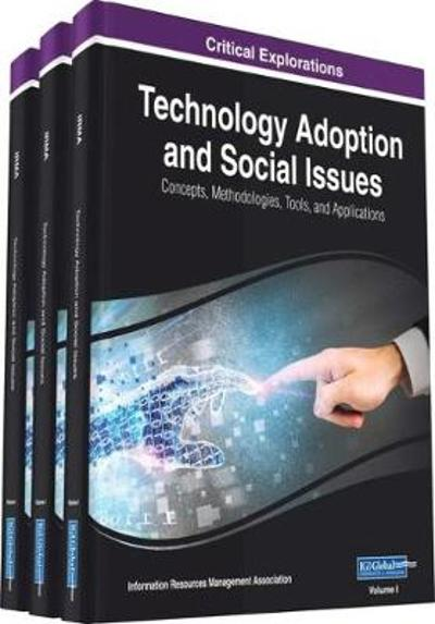 Technology Adoption and Social Issues - Information Resources Management Association