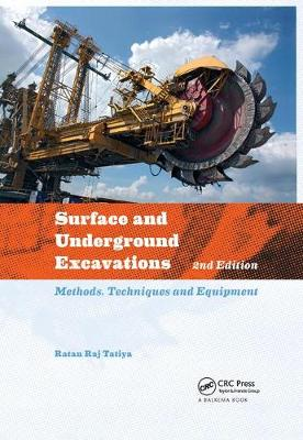 Surface and Underground Excavations - Ratan Raj Tatiya